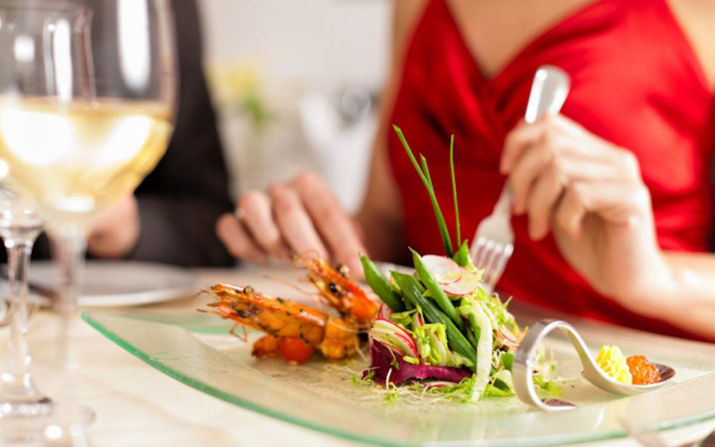 Consuming Healthy When Eating Out