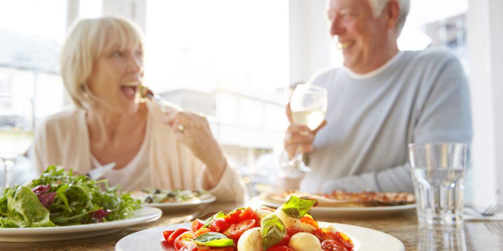Diet For The Elderly