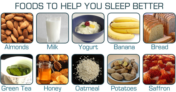 Food To Sleep Better