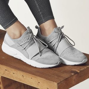 Fabletics Zuma Studio Shoe features breathable mesh and a stylish design that will keep you comfortable, fit and stylish.