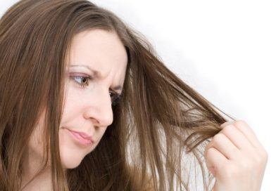 Five Home Remedies for Dry Hair