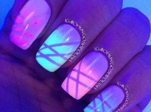 Top Nail Looks to Get You Glowing