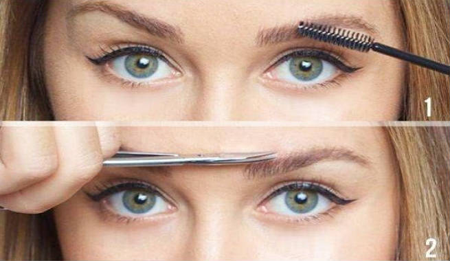 How to Groom Your Eyebrows Like a Pro